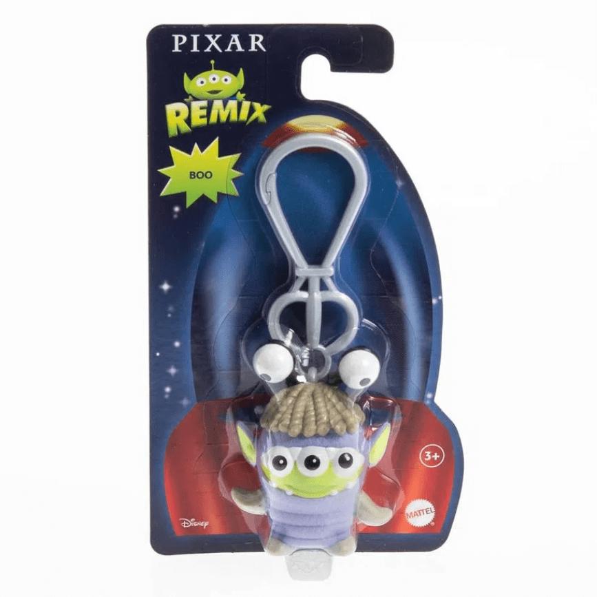 Pixar 三眼仔變裝造型鑰匙圈系列 BOO