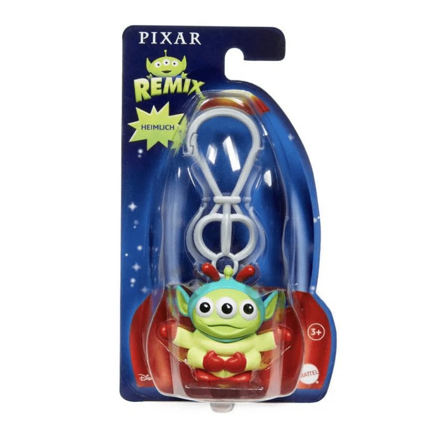 Pixar 三眼仔變裝造型鑰匙圈系列 HEIMLICH
