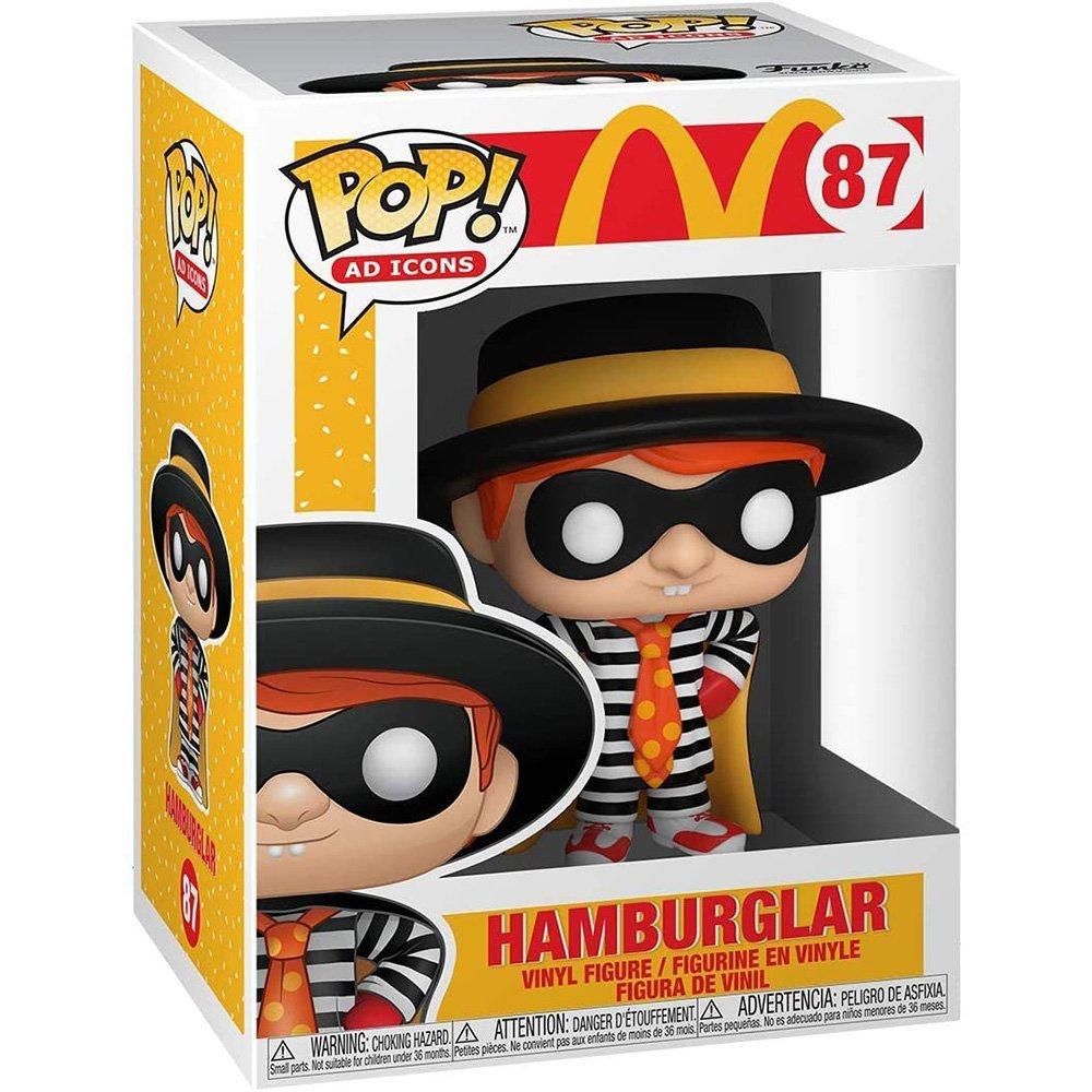FUNKO POP 麥當勞系列 87 漢堡神偷