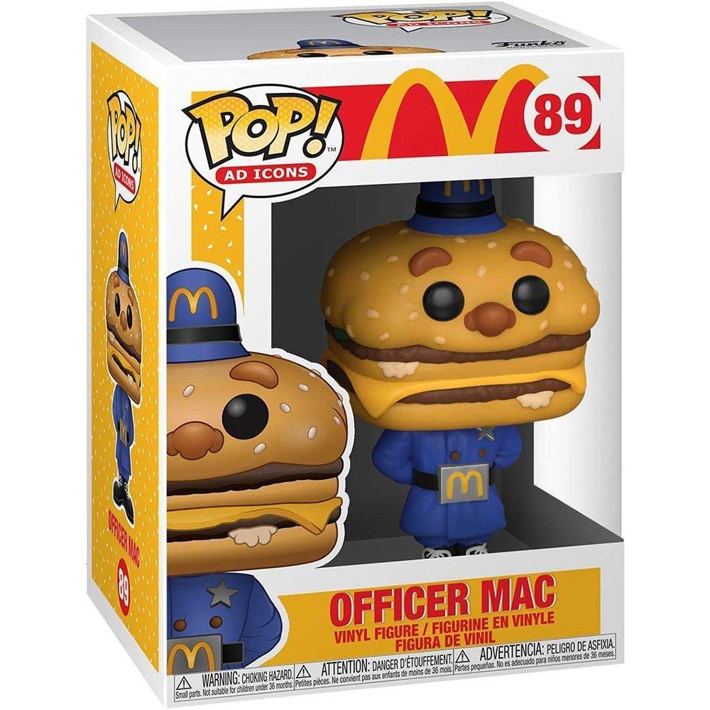 FUNKO POP 麥當勞系列 89 大麥克警長