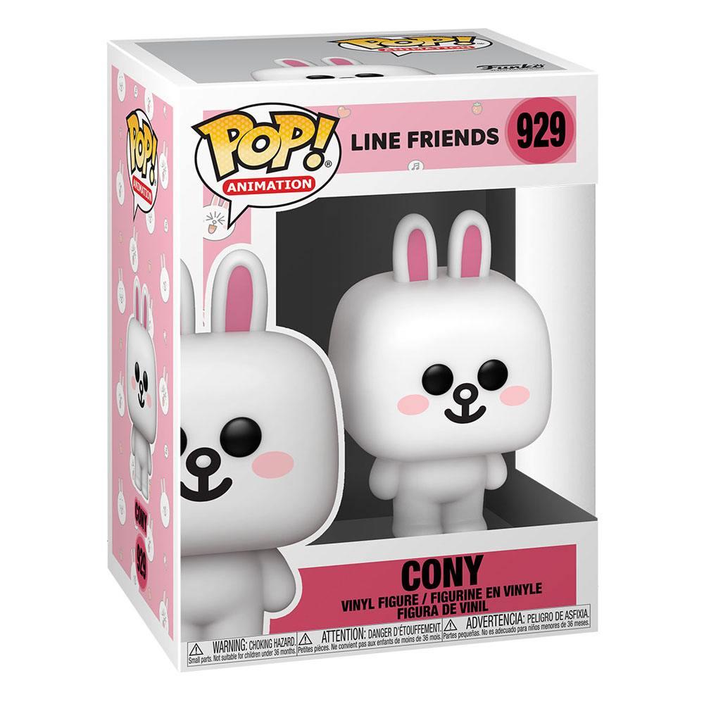 FUNKO POP 動畫系列 Line Friends 929 兔兔
