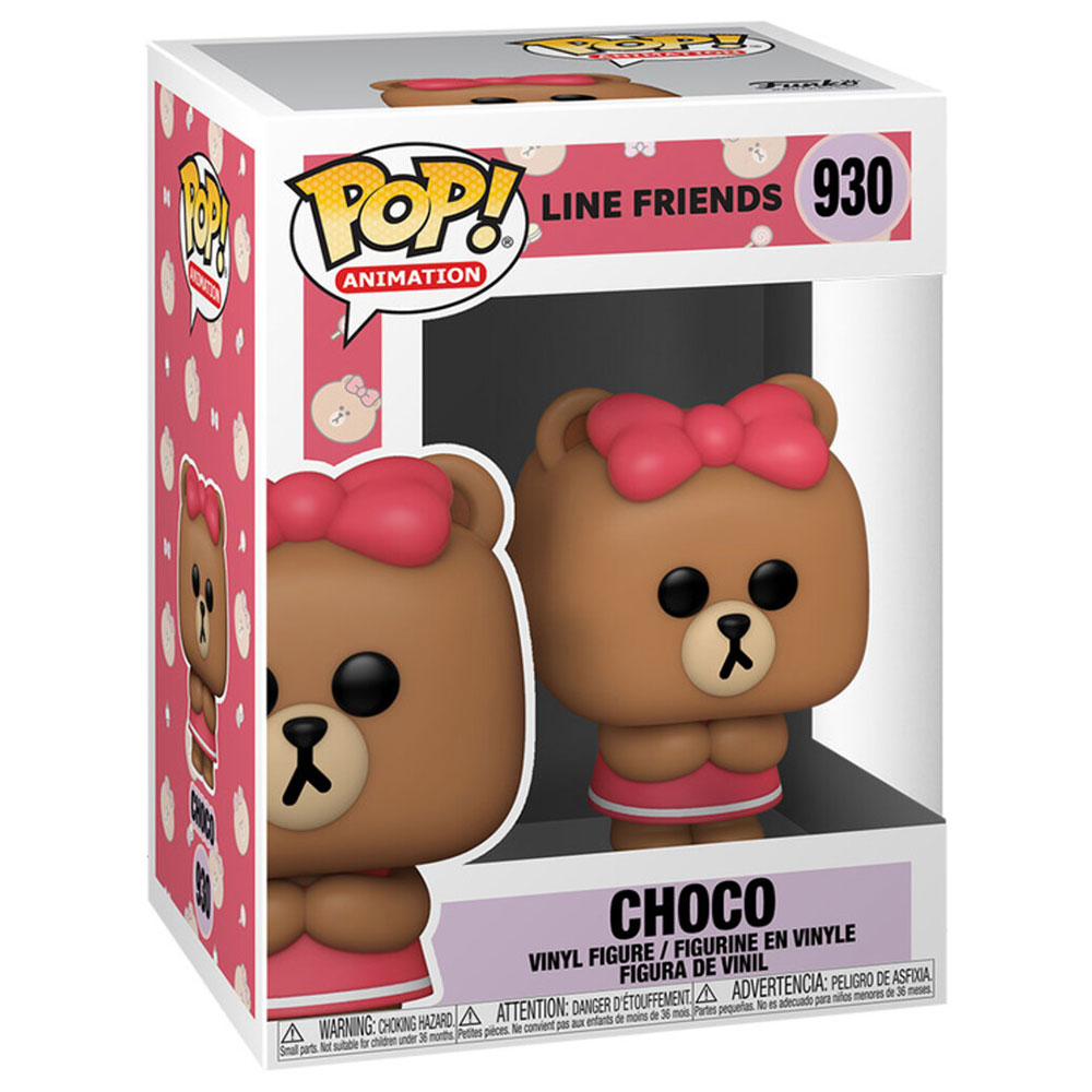 FUNKO POP 動畫系列 Line Friends 930 熊美