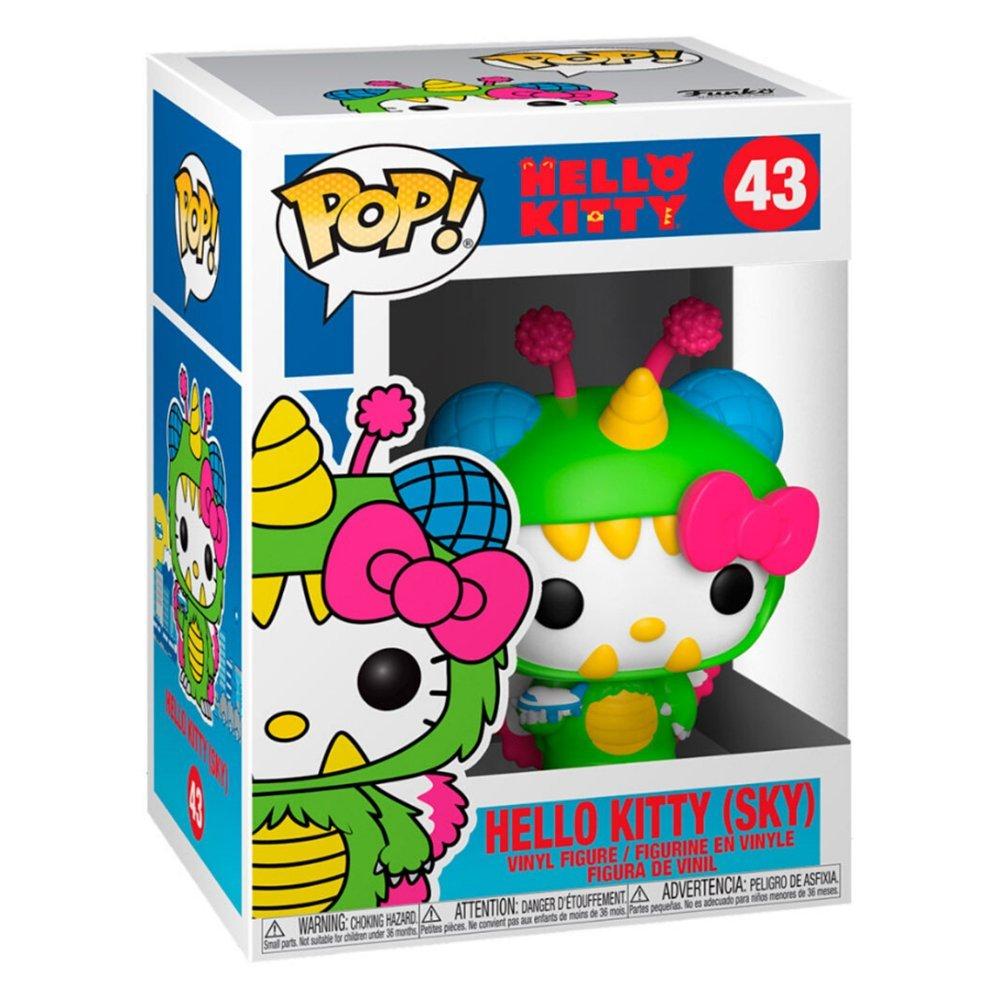 FUNKO POP 三麗鷗 凱蒂貓怪獸系列 43 飛天凱蒂貓