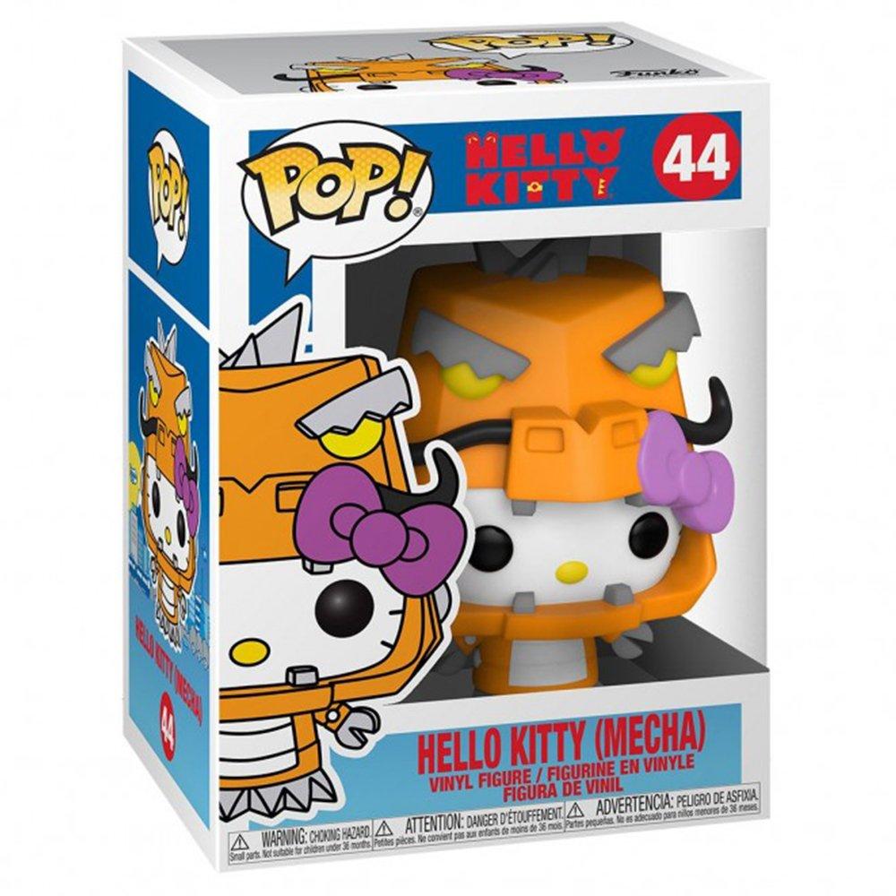 FUNKO POP 三麗鷗 凱蒂貓怪獸系列 44 機甲凱蒂貓