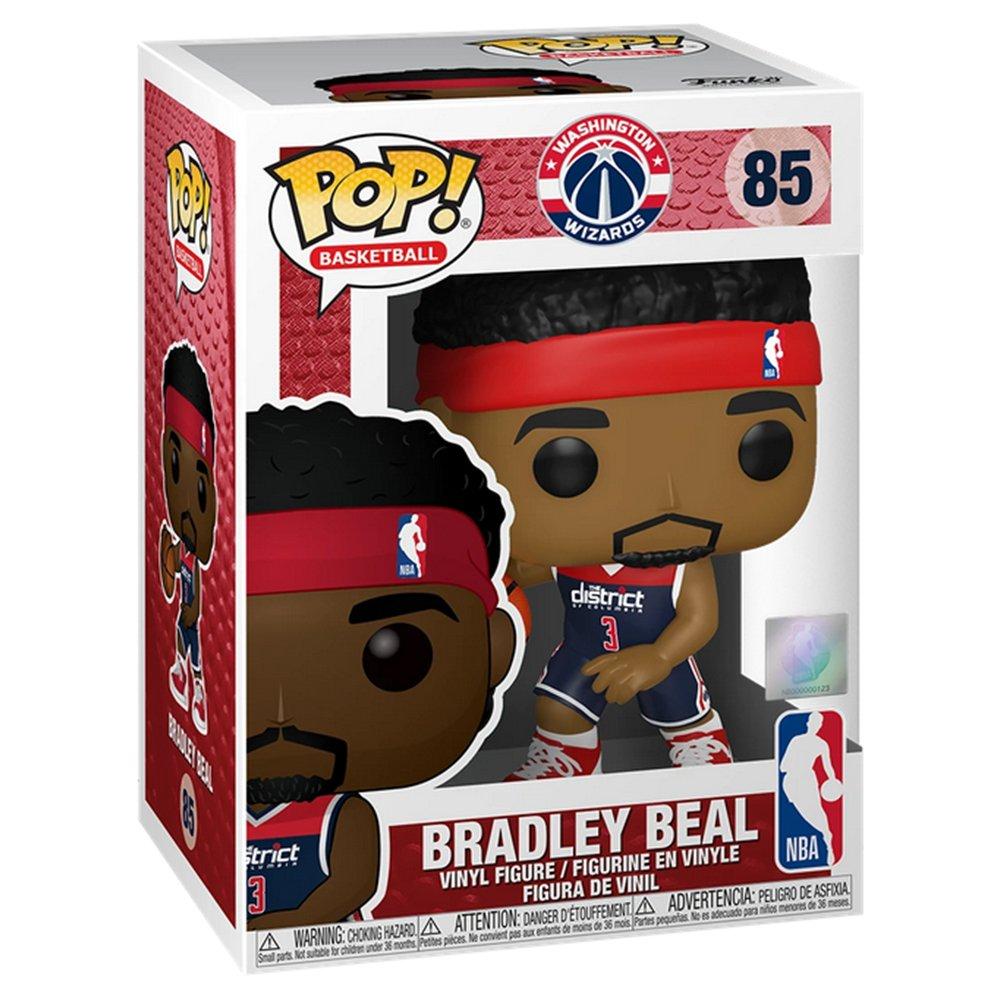 FUNKO POP NBA系列 85 華盛頓巫師 布拉德利.比爾 (Alternate)