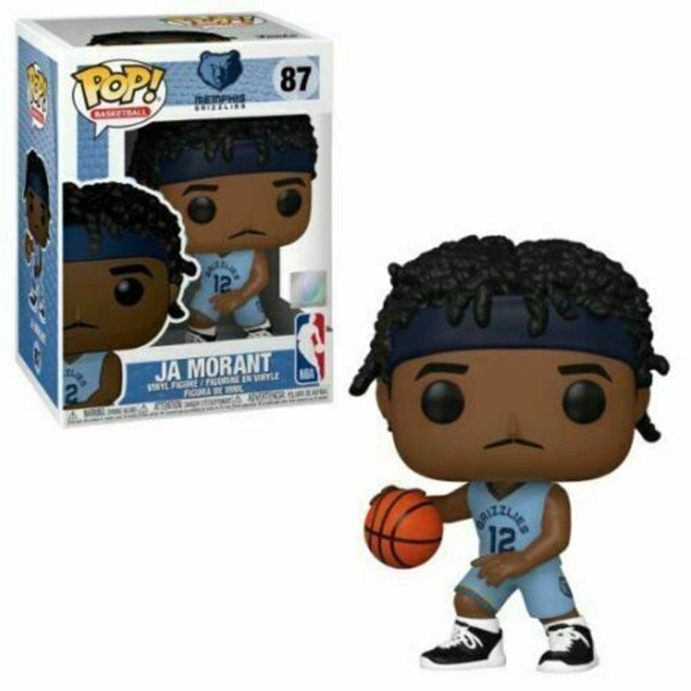 FUNKO POP NBA系列 87 曼斐斯黑熊 賈.莫蘭特 (Alternate)