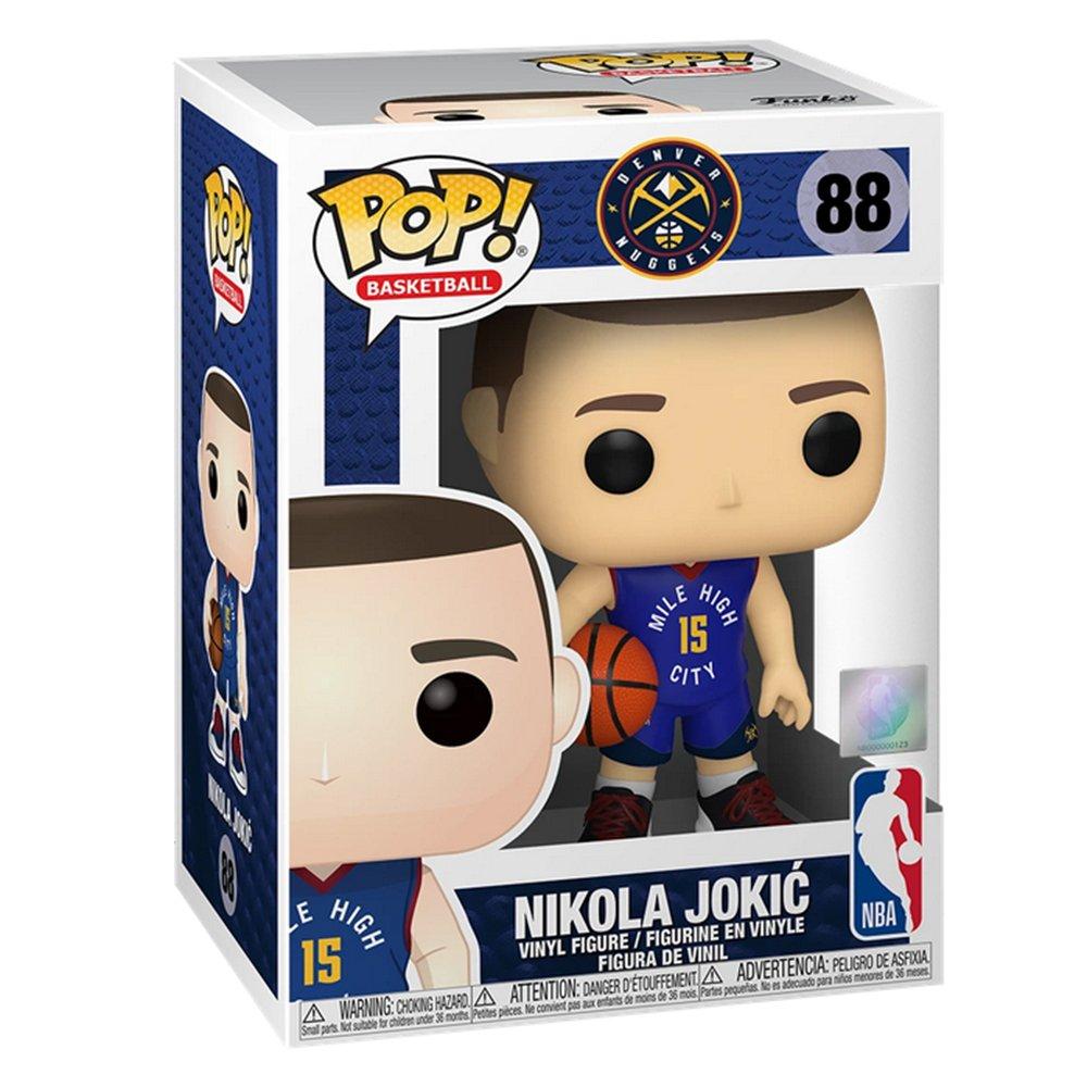 FUNKO POP NBA系列 88 丹佛金塊 尼古拉.約基奇(Alternate)