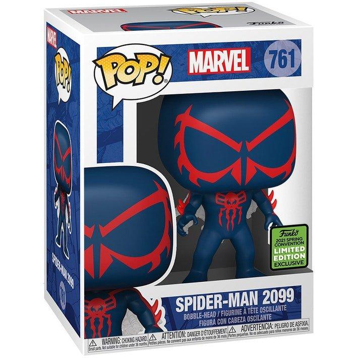 FUNKO POP 漫威系列 761 2099 蜘蛛人 2021 ECCC
