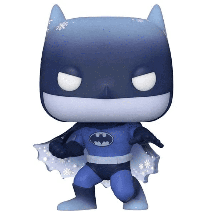 FUNKO POP DC系列 366 聖誕節 蝙蝠俠 平安夜版