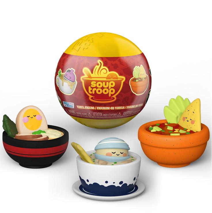 FUNKO Paka Paka 可愛食物泡湯系列 (FK53069) 【隨機出貨】