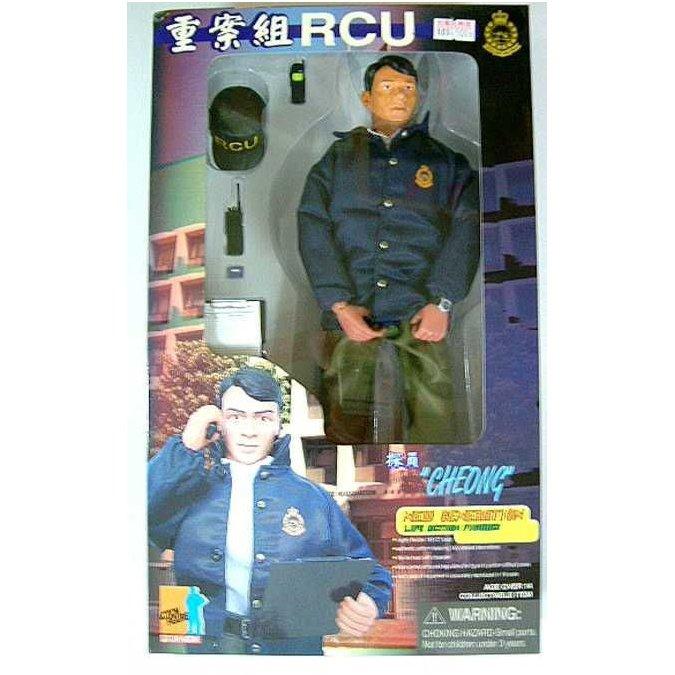 重案組 RCU 探員 CHEONG