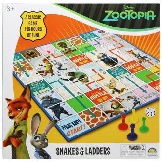 桌遊 動物方程式 蛇梯遊戲