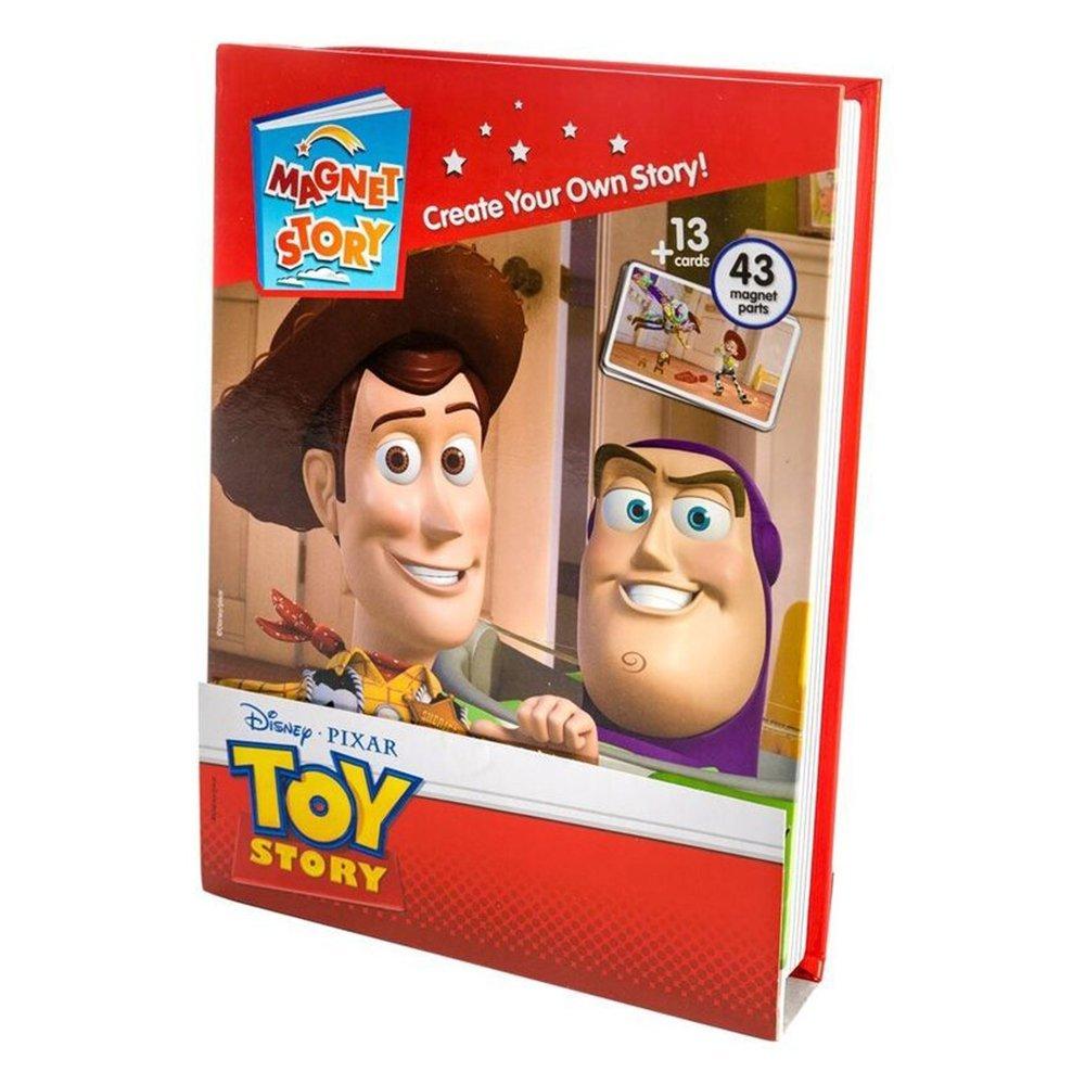 迪士尼故事磁鐵書 玩具總動員